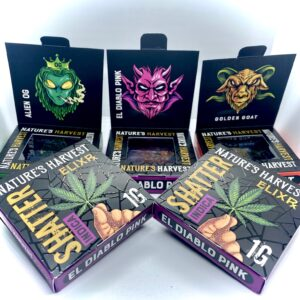 Shatter Natures Harvest delivery dispensary GTA Toronto Mississauga kitchener cambridge waterloo cannabis thc weed concentrate marijuana 2